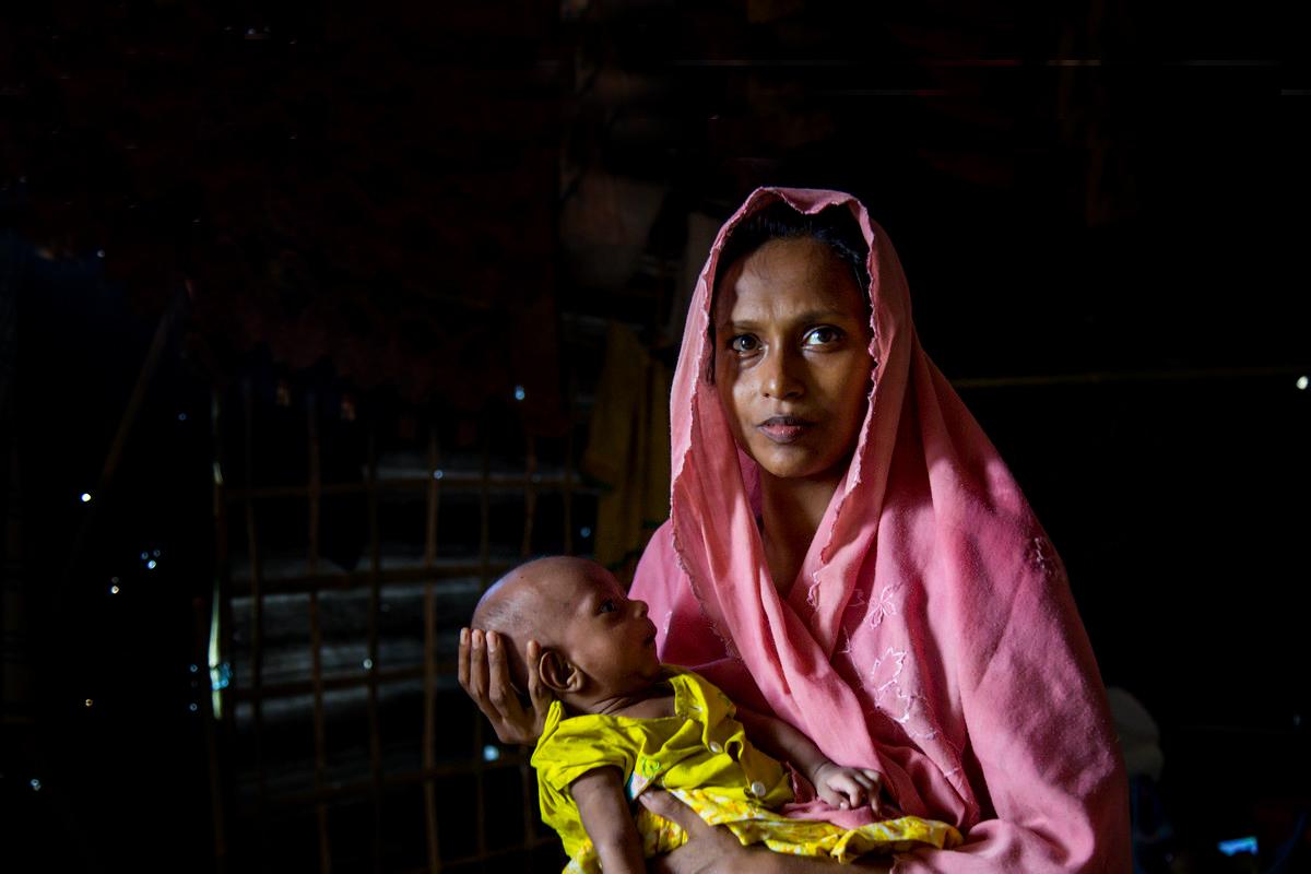 Bangladesh Rohingya Refugee