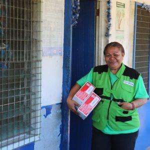 Olve Ha, Head of Health Program in ChildFund Papua New Guinea