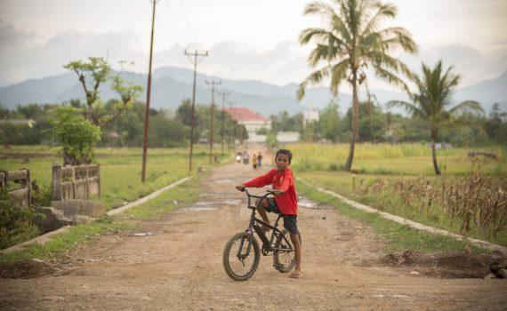 Fighting the war on malaria in Timor-Leste